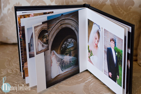 Wedding Photo Album Show and Tell