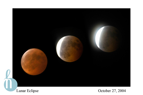 Lunar Eclipse Photograph