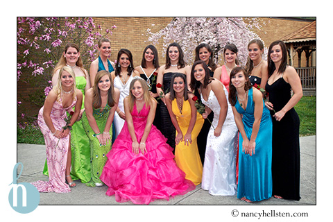Prom Fashion Show at Clinton High *Senior Special