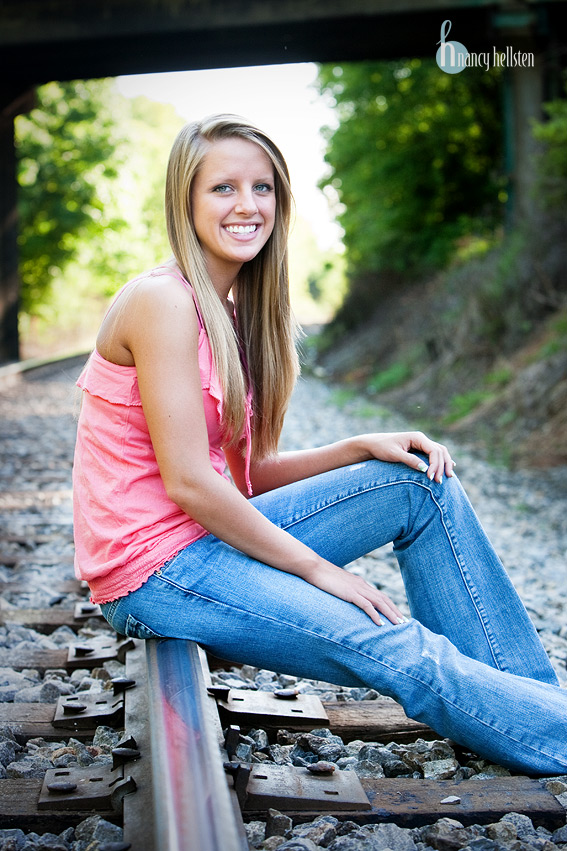 Sarah and Casey's Senior Session