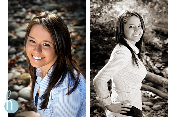 Carissa & September's senior photography session