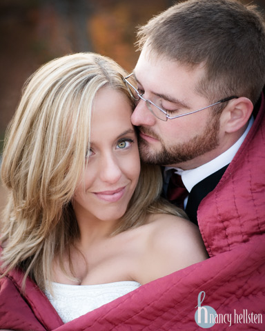 Aaron and Lindsey's Couple Session