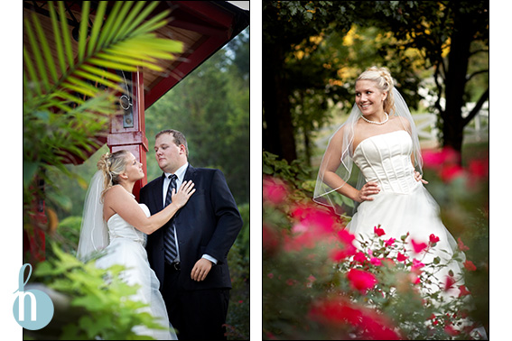 Tessa & Jimmy's Couple Session Photographs