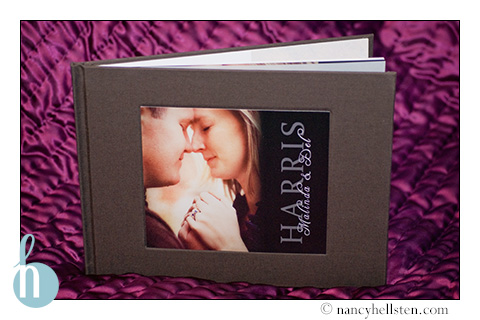 Harris Engagement Book