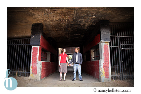 McNeilly/Drake Engagement Session
