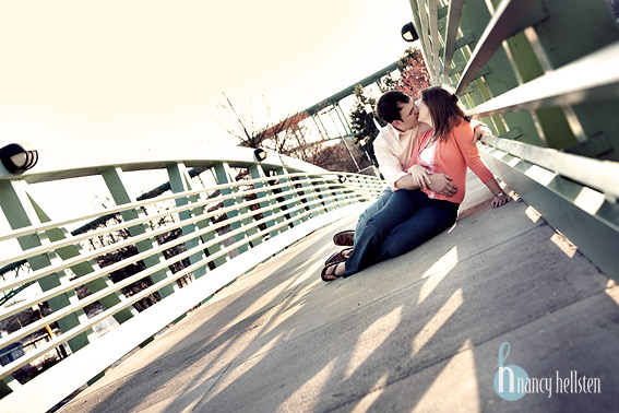 Molly and Matt's Engagement Session