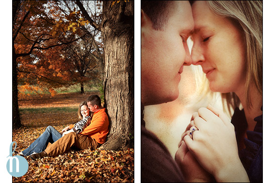 Malinda and Del's Engagement Session Photos