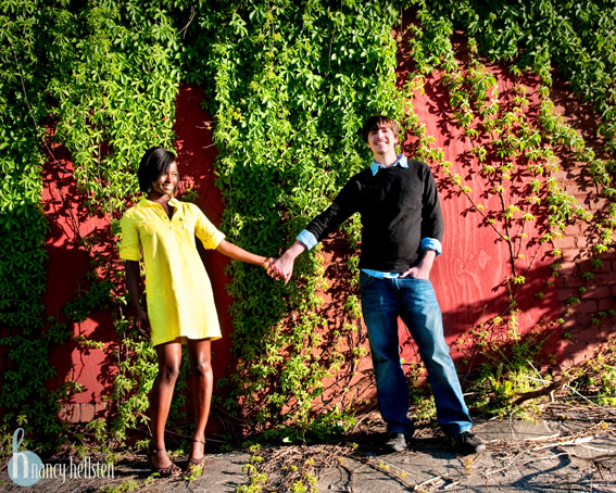 Afia & Paul's Engagement Session