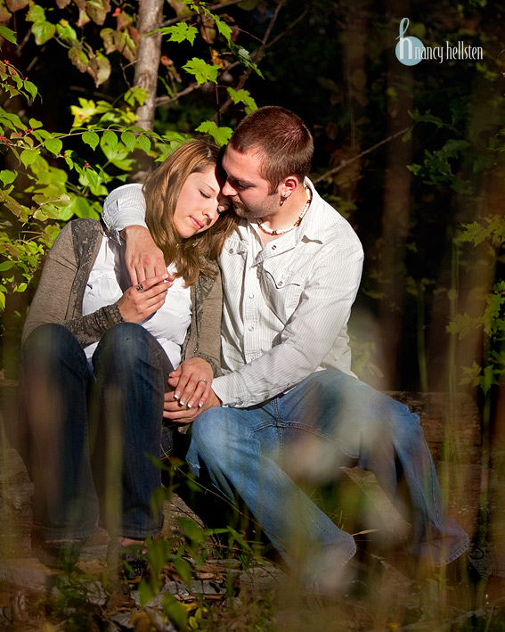 Engagement Session for Olivia and Chris