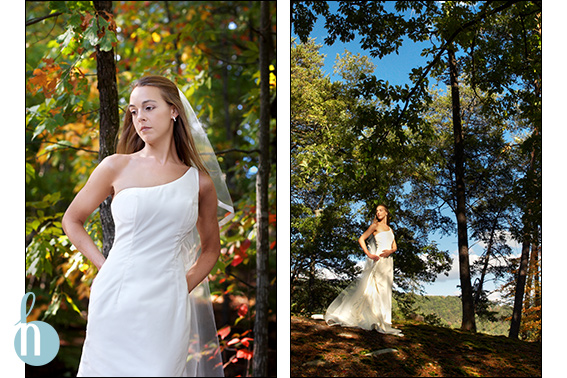 Stephanie's Bridal Photographs