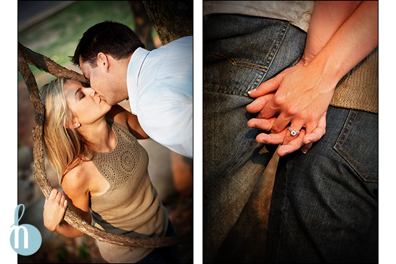 Wooten/Pelham Engagement Session Photographs