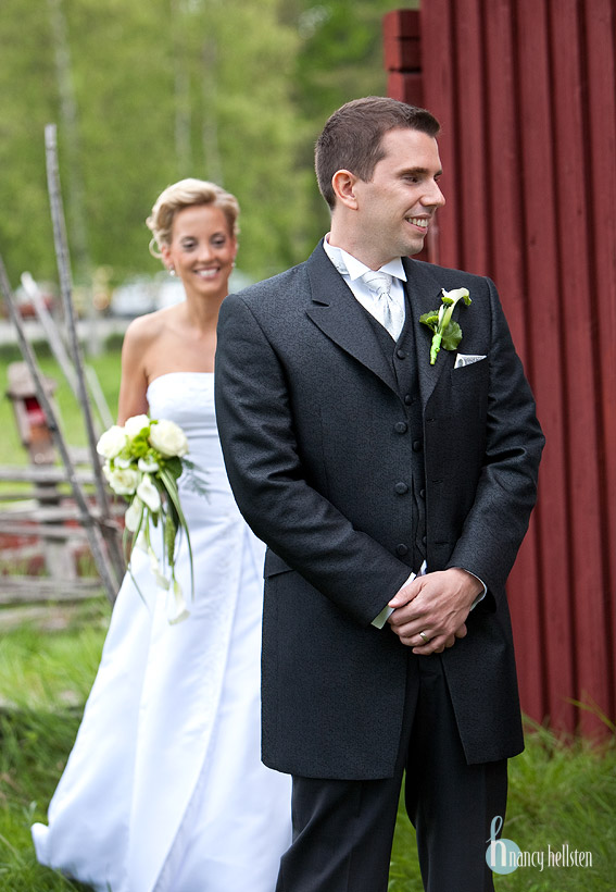 Hellsten / Axelsson Wedding June 12, 2010