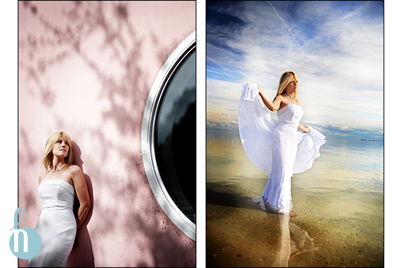 Tampa Bridal Portrait Photographs